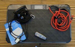 Vibrapower HIIT Bluetooth Remote Control & Resistance Bands Vibration Plate