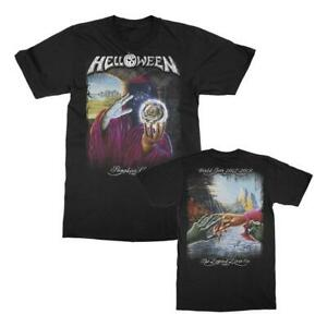 Helloween Keeper of the Seven Keys Album Power Metal Music Band T Shirt 10126804