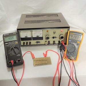 Heathkit Regulated High-Voltage Power Supply, Model IP-17