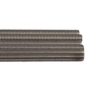 Left Threaded M3/4/5/6/8/10/12/14~24*250mm Full Thread Rod Bar A2 304 Stainless
