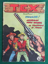 TEX ALBO D'ORO Quinta V Serie n.17, Ed Audace (1-9-1958) Originale !!!