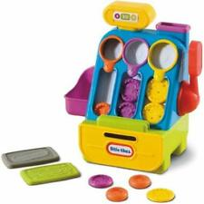 Toddler Toy Little Tikes Count N Play Cash Register Kids Pretend Pre-School Youn