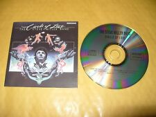 The Steve Miller Band Circle Of Love 5 Track cd 1991 Ex + Condition