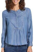Levi's Damen Hemd Marina Blouse Blau S, M, L