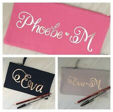 Personalised Pencil Case-Birthday Gift-Children's Party Gift-Girls Gift