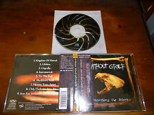 Without Grief / Absorbing The Ashes JAPAN+1 Dark Tranquillity Ceremonial Oath *H