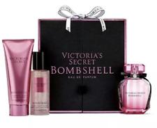 Victoria's Secret Bombshell Eau De Parfum Perfume Gift Set of 3 Brand New