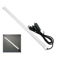USB On/Off Switch 35CM 24leds 5V SMD 5630 LED Rigid Strip Hard Bar Tube Light