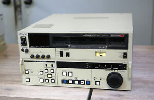 Betacam SP Videocassette Recorder Sony BVW-65P