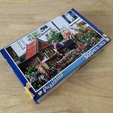 "Puzzlebug 500 Piece Jigsaw Puzzle ""Scarecrow Festival, Scotland, UK"" New, Sealed"