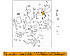 GM OEM Seat Heater-Element 88940310