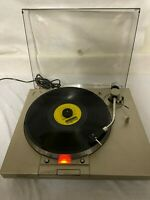 Sony PS-T1 Direct Drive Stereo Turntable System   Plattenspieler
