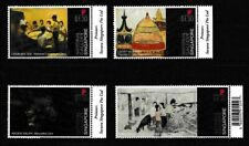 Singapore 2015 National Gallery Paintings SC# 1754-1757 MNH Mint/Never Hinged