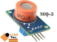 MQ-3 MQ3 Alcohol Ethanol Sensor Breath Gas Ethanol Detection for Arduino