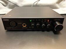 Fostex HPA4BL Amp/Dac Headphone amplifier/Digital Audio Converter W/Balanced out