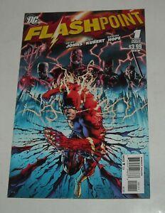 FLASHPOINT # 1 ONLY DC COMICS MINI SERIES 2001 THOMAS WAYNE 1st APPEARANCE