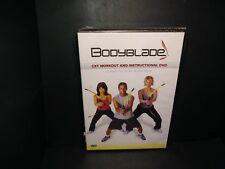 Bodyblade CXT Workout & Instructional DVD Brand New B250