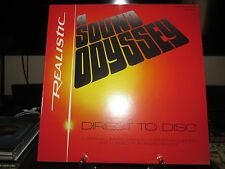 Relistic, For Radio Shack, Phonograph Record Promo, Red Vinyl