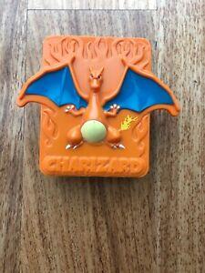 Pokemon Charizard Card Case Wendy's Kids' Meal Toy Nintendo Pokemon Card