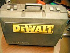 DEWALT 2-TOOL CARRYING CASE - FOR DW930/935/936 & DW952/953/954/958/971/972/990