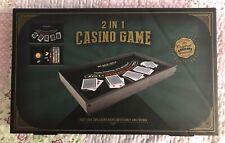 2 In 1 Casino Game The Original Fun Workshop