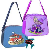 Umhängetasche Kindertasche Tasche Feuerwehr  Mädchen