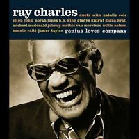 RAY CHARLES: GENIUS LOVES COMPANY cd