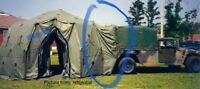 HDT Base-x DRASH Collapsible Truck To Tent. Works Military Trucks Like A HMMWV