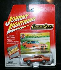 JOHNNY LIGHTNING CLASSIC GOLD COLLECTION 1971 PONTIAC GTO 1:64