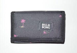 Original - BILLABONG - Wallet - Atom -  schwarz - NEU
