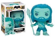 Funko Batman V Superman Dawn Of Justice - Aquaman Blue US Pop Vinyl