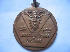 Medaglie Cai Adunata Nazionale Bolzano 1931 Italian Alpine Club Mountain Medals