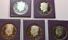 1985 S 50C Proof Kennedy Half Dollar **FREE SHIPPING**