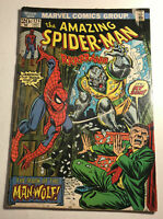 Amazing Spider-man #124, GD/VG 3.0, 1st Appearance Man-Wolf
