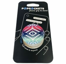 PopSockets Vista Expanding Stand Grip Phone Mount Holder Collapsible Tribal