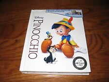 Pinocchio: Disney Signature Collection-Storybook (Blu-ray/DVD/DHD) New+Fast Ship