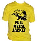 fm10 t-shirt uomo FULL METAL JACKET guerra Born to Kill movie film CINEMA&TV
