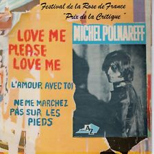 7inch MICHEL POLNAREFF love me please love me FRANCE EX (S1249)