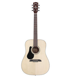 Alvarez RD26 Dreadnought Acoustic Guitar Left Handed with Padded Gig bag