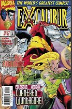 Excalibur Comic Issue 113 Copper Age First Print Ben Raab Pete Woods Koblish