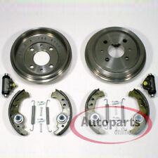 Fiat Fiorino - Bremstrommeln Bremsbacken Set Radzylinder Zubehör für hinten