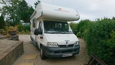 Ci motorhome only 14500 miles from new.