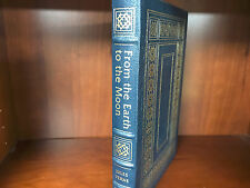 Easton Press - From the Earth to the Moon by Jules Verne- Famous Editions - MINT