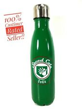 Call of Duty Zombies Cola Speed Metal Water Bottle green sport insulated