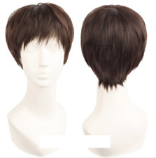 2017 Hot Voltron Lance Wig Cosplay Short Brown hair wig