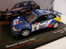 voiture 1/43 IXO altaya Rallye Champions France : RENAULT Mégane Maxi RAGNOTTI