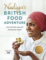 Nadiya's British Food Adventure,Nadiya Hussain