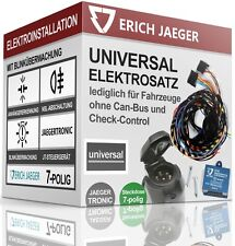 ELEKTROSATZ E-SATZ 7-polig für ANHÄNGERKUPPLUNG AHK VW PASSAT B5FL 3B