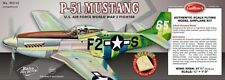"GUILLOWS   27-3/4"" Wingspan P51 Laser Cut Kit GUI402"