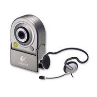 Logicool Logitech QCam for Notebooks Deluxe USB Webcam w/Headset